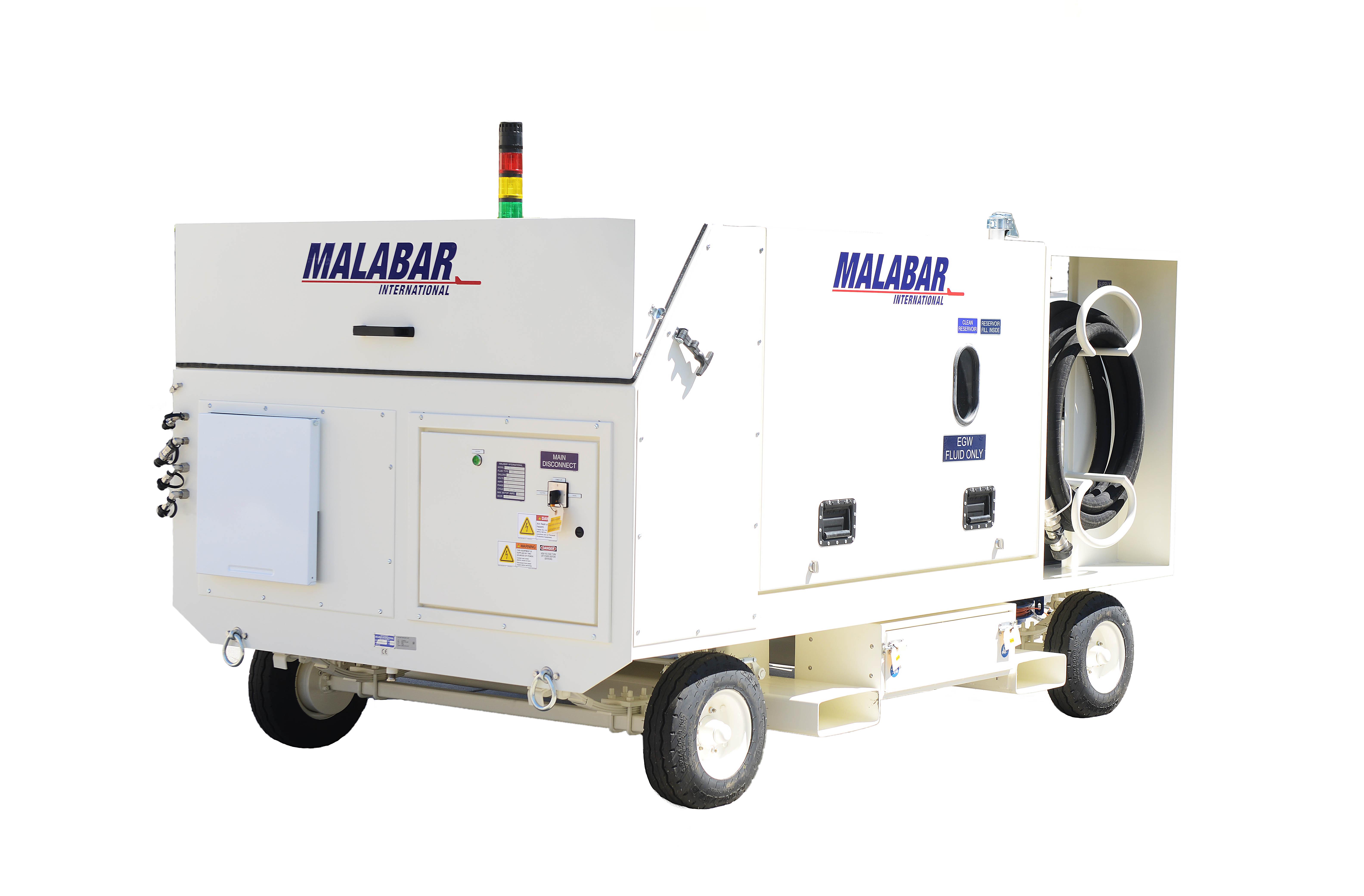 Models 1010a Amp 1011a B787 Coolant Service Cart