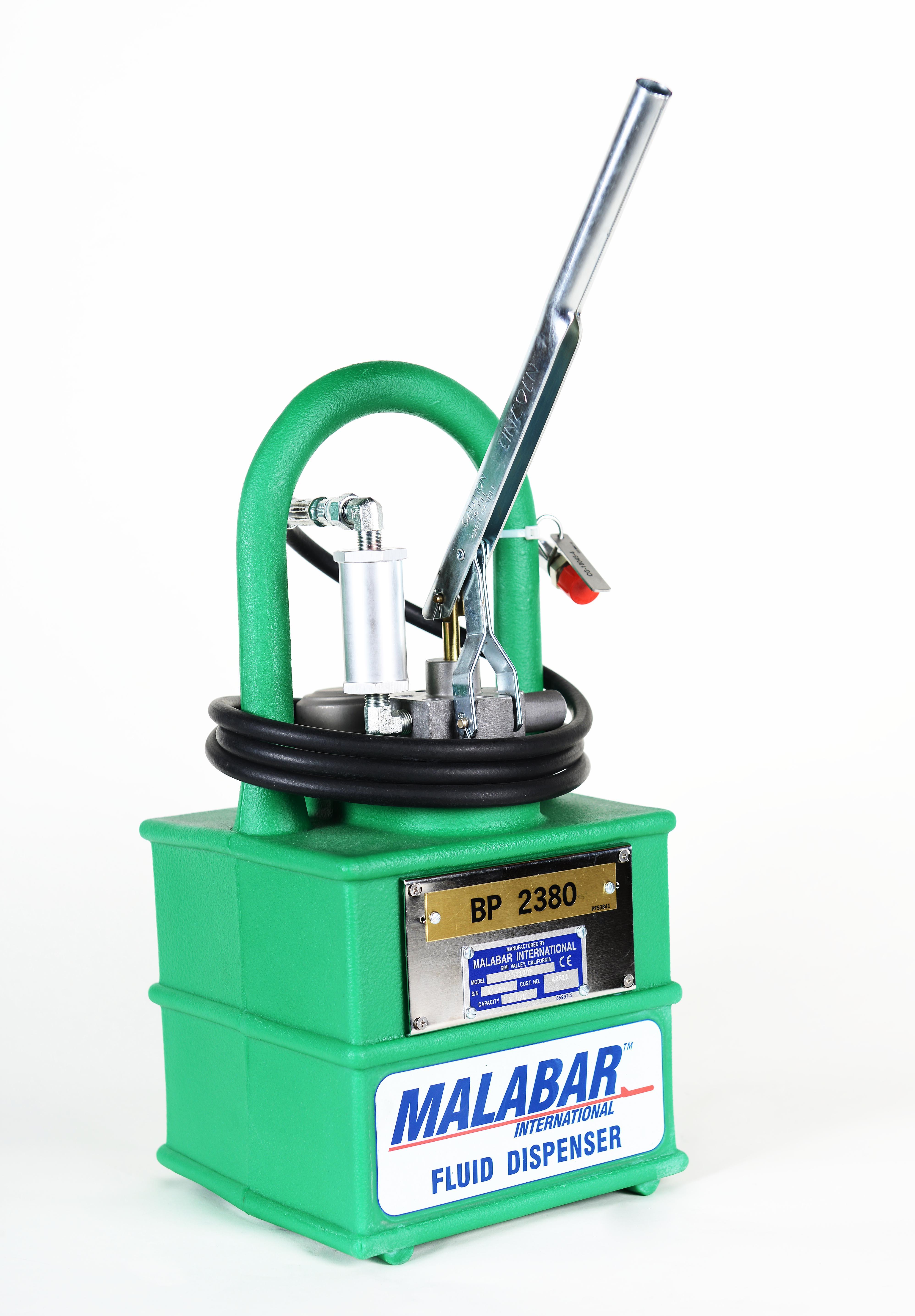 Malabar Fluid Dispenser Model 250